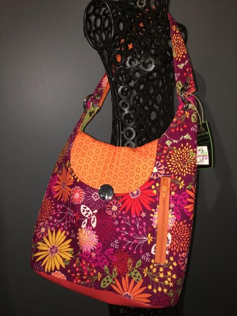 Allure Bag in Orange