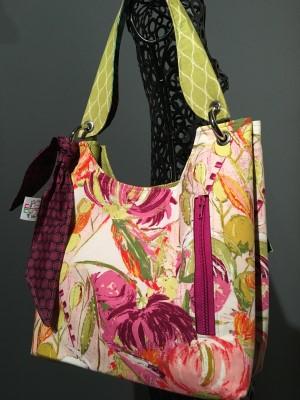 Sachet Bag in Sage Pink