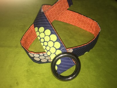 Belt in Orange