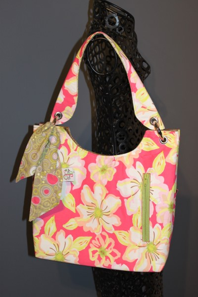 Small Sachet Bag in Naturella PInk